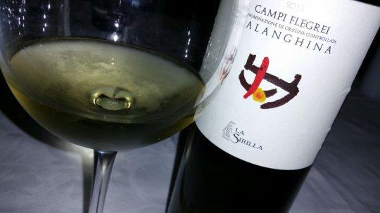 Serata Degustazione Vini Falanghina Campi Flegrei
